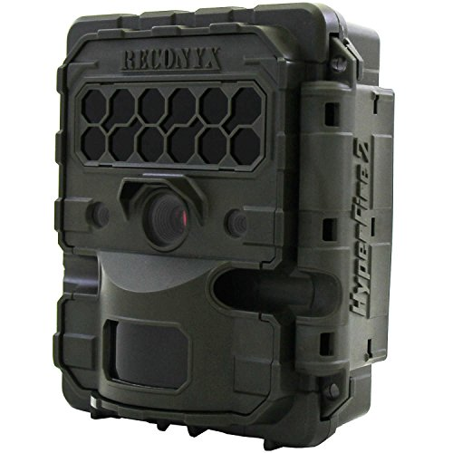 RECONYX HyperFire 2 HS2X Gen3 3MP 720p Day & Night Outdoor Security Covert IR Camera, 150' Night Vision, Loop Recording, Advanced Multi-Scheduling , OD Green