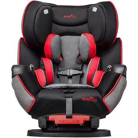 evenflo lx symphony car seat - 2