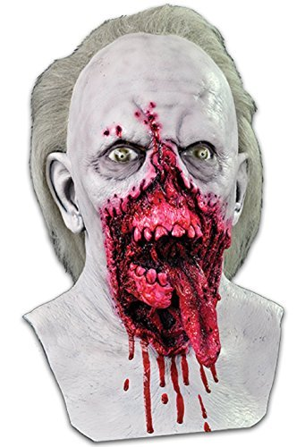 Day Of The Dead Doctor Tongue Mask - Gardenoaks GEORGE ROMERO'S DAY OF THE