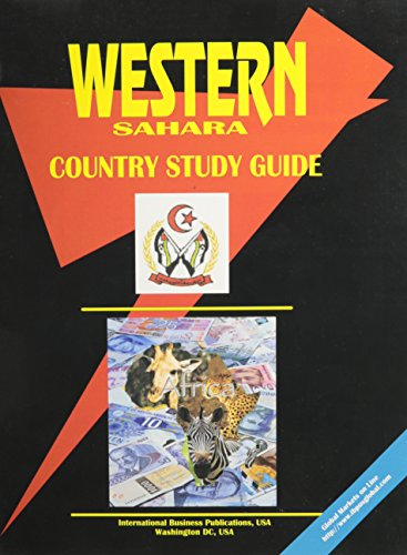 Western Sahara Country Study Guide (World Country Study Guide Library)