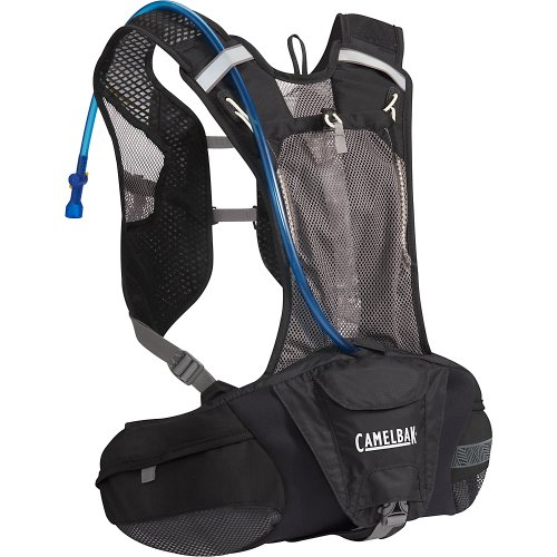 Camelbak Baja LR Hydration Pack (70-Ounce/200 Cubic-Inch, Black), Outdoor Stuffs