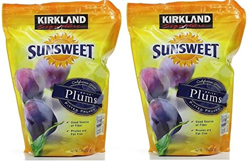 Kirkland Signature Sunsweet Dried Plums (7 Pounds) Review