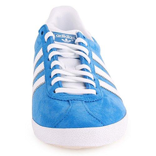EU Mens 3 43 Suede Gazelle White Og 1 Trainers Blue adidas F6vSPwq6