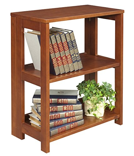 Regency Flip Flop Bookcase, 28 x 22-inches, Cherry