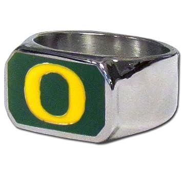 Ring Size 12 SISKIYOU CBOR61-12 NCAA Mens Steel Bottle Opener