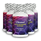 Ultranol - 30 Capsules - End Incontinence Naturally -in as Little as 24 Hours!