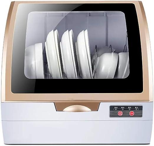 Lavavajillas de encimera compacto - Mini lavaplatos portátil en ...