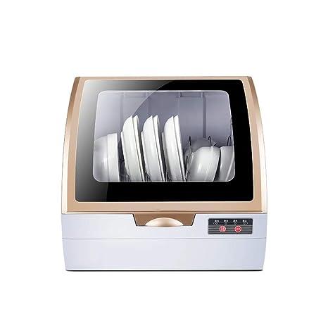 Lavavajillas de encimera compacto - Mini lavaplatos portátil ...