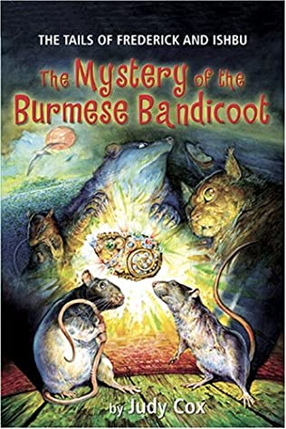 book cover of The Mystery of the Burmese Bandicoot