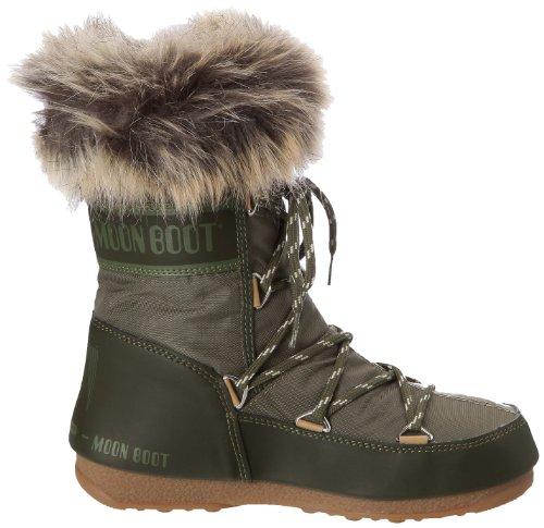 Vert Low Boots Monaco Verde W Moon E femme Boot xwv7qA0H