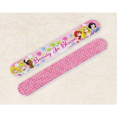 "Disney Princess Nail File Birthday Party Favour (1 Piece), Pink, 5"" x 3/4""."