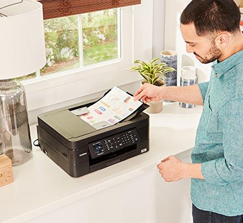 Brother Wireless Printer, Duplex Printing, Printing,Amazon Enabled