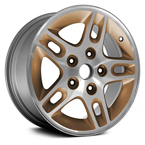 Replacement 16X7 Alloy Wheel 5 Double Spoke Fits Jeep Grand Cherokee ()