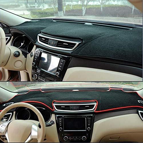 Auto Armaturenbrett Abdeckung Armaturenbrett Matte Teppich Cape LHD RHD Auto Sunshade 2 Schichten OIOBOMBG F/ür Ford Mondeo MK4 2007-2013