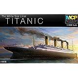 Academy 1/400 R.m.s. Titanic Brand New Mcp Multi Colour Parts Plastic Model Kit #14215