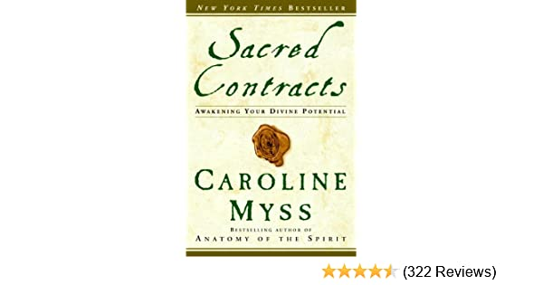 Sacred Contracts Ebook