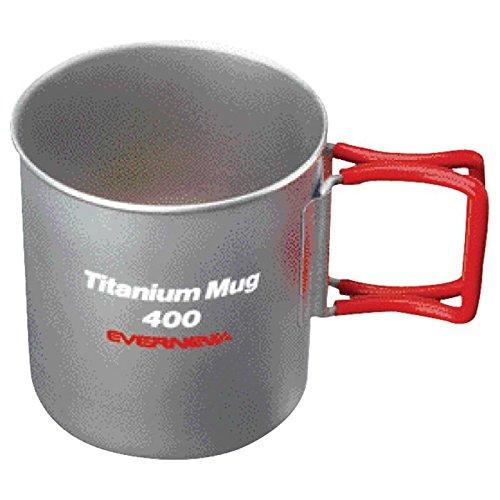 EVERNEW 400FH Titanium Mug