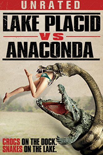 Lake Placid Vs. Anaconda (Unrated)
