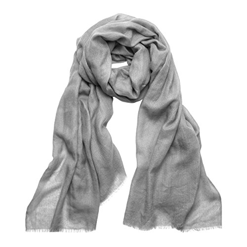 MoonCats Premium Cashmere-Silk Scarf (Light (Cashmere Silk Blend)