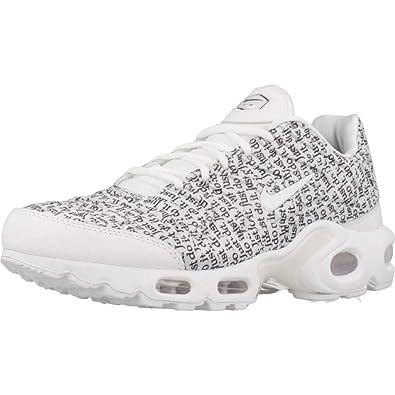 NIKE Damen WMNS Air Max Plus Se Sneakers, Mehrfarbig WhiteBlack 001, 40 EU