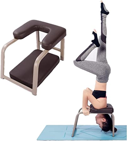 Amazon.com: YUSDP Yoga Inversion Bench -Reinforced Steel ...