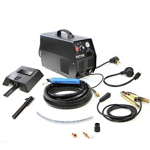 DC inverter Pilot Arc HF Plasma Cutter Dual Voltage 110V/...