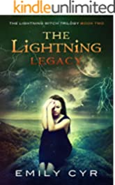 The Lightning Legacy (The Lightning Witch Trilogy Book 2)