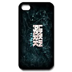 Pop linkin park New poster Hard Plastic phone Case Cover For Iphone 4 4S case cover XFZ410122
