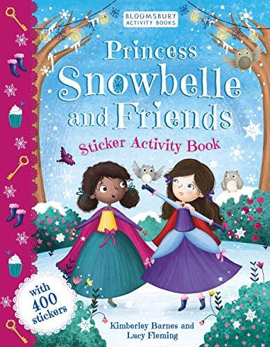 Princess Snowbelle's Activity Bag -