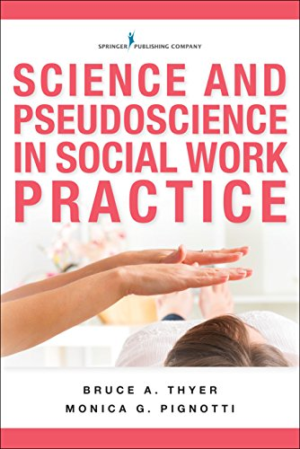 Download Science and Pseudoscience in Social Work Practice Pdf