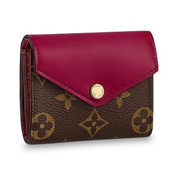 Images For Louis Vuitton Made In France >> Amazon Com Louis Vuitton Monogram Canvas Zoe Mini Wallets