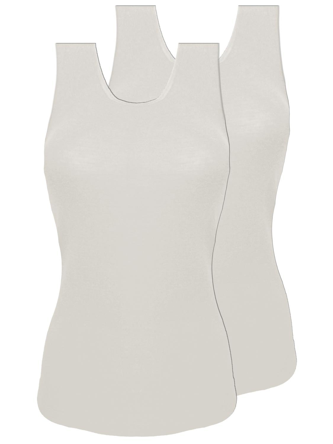 Sangora Pack of 2 Women's Thermal Camisole 7960843 SUSA