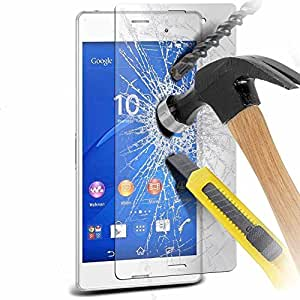 Nokia Lumia 730 Protector de Pantalla de Cristal Templado - 0.3 mm