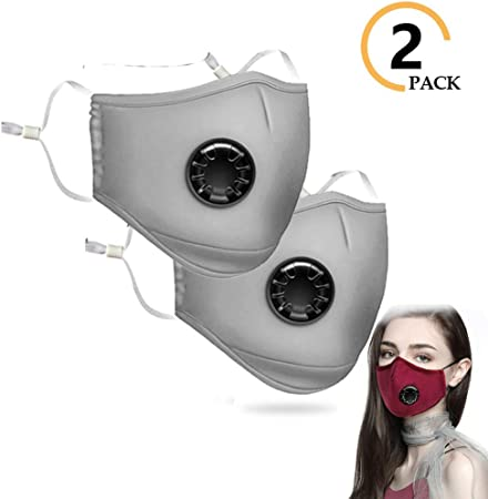 Dust Mask Breathing Anti Pollution Allergy Activated Outdoor Filtration H