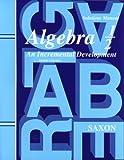 Algebra 1-2, Saxon Publishers, Inc. Staff, 1565771311