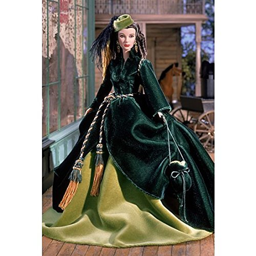 2001 Timeless Treasures Collectible Doll - Scarlett OHara