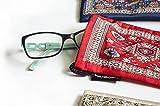 FOLIO Oriental Carpet Eyeglass Case & Coin Purse