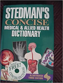 Libros Descargar Stedman's Concise Medical And Allied Health Dictionary Gratis PDF