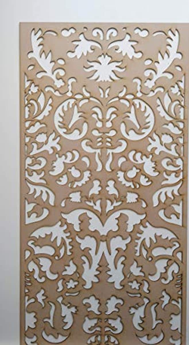 Details about LaserKris Radiator Cabinet wall Decorative Screening-grille-  Perforated MDF pane