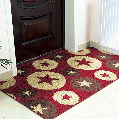 Into-the-doorway-matsdoormatNon-slip-pedal-mat-outside-the-front-door-bedroom-bathroom-water-absorbing-mats-and-doormat