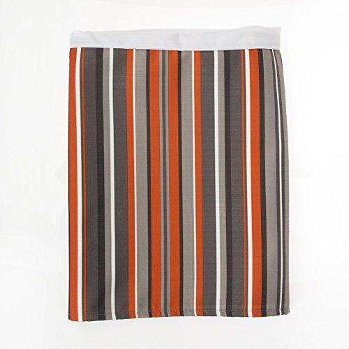 Sweet Potato Echo Crib Skirt