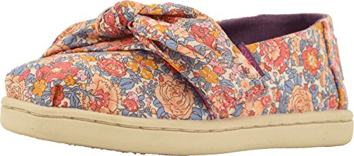 (TOMS Women's 10009752 Blue Slub Chambray Alpargata Flat (38 M EU / 7.5 B(M) US, Black Cherry Poly Canvas))