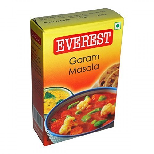 Everest Garam Masala 100 gms x 4 (4 Pack)