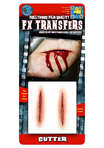 Tinsley Transfers  Cutter, Flesh/Multi, One Size]()