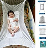 Baby Hammock for Crib with Gift for Newborn Infant