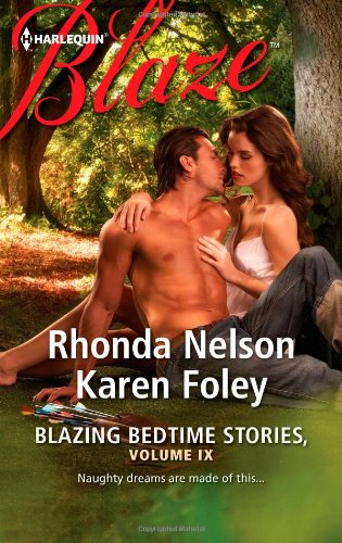 book cover of Blazing Bedtime Stories, Volume IX