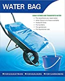 20 Gallon Water Bag, Wheel Barrow Bag, Water Storage Bladder