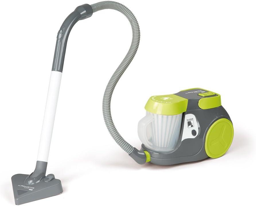 Smoby- Aspirador Rowenta Electrónico (Simba Toys 24401): Amazon.es ...