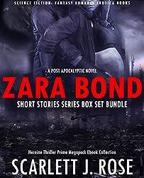 SCIENCE FICTION: FANTASY ROMANCE EROTICA BOOKS (Zara Bond Short Stories Thriller Series Box Set Bundle): Heroine Prime Megapack Ebook Collection