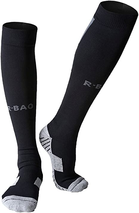 Making An Impact Unisex Compression Socks Athletic Tube Stockings Sport Long Socks One Size
